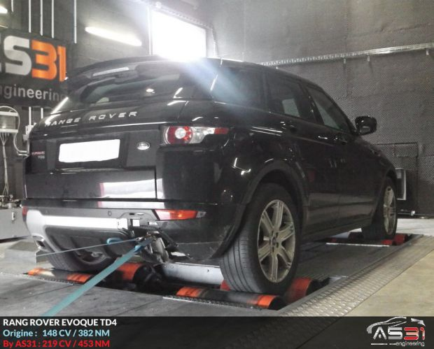 reprogrammation moteur land rover evoque td4 digiservices sud ouest. Black Bedroom Furniture Sets. Home Design Ideas
