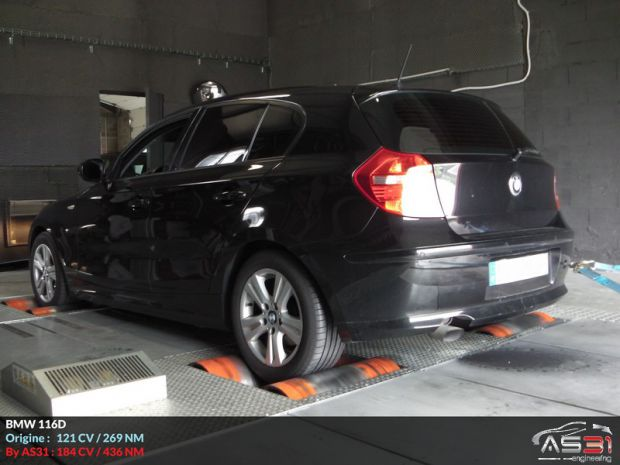 reprogrammation moteur bmw 116d digiservices sud ouest. Black Bedroom Furniture Sets. Home Design Ideas