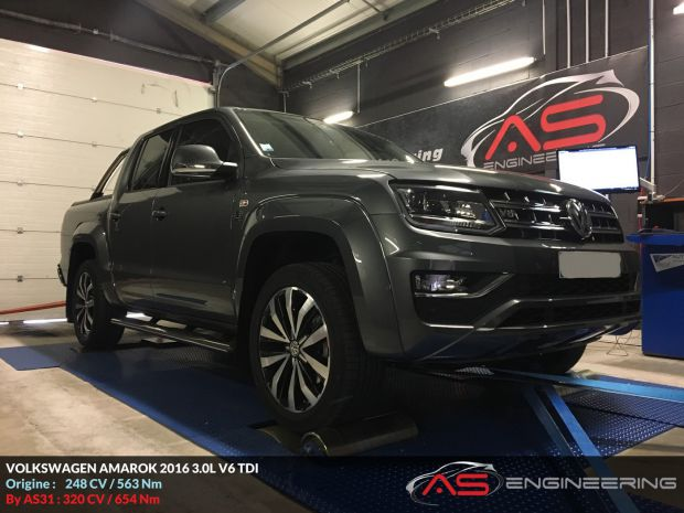 reprogrammation moteur volkswagen amarok 3 0l v6 tdi digiservices sud ouest. Black Bedroom Furniture Sets. Home Design Ideas