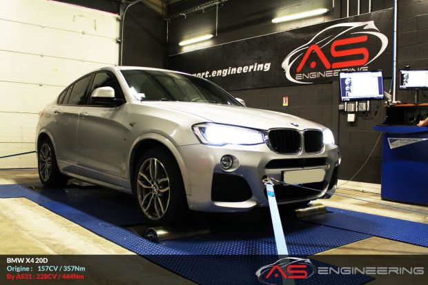 reprogrammation moteur bmw x4 20d digiservices sud ouest. Black Bedroom Furniture Sets. Home Design Ideas